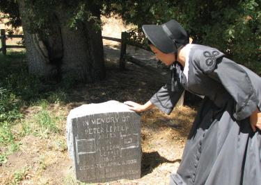 Ghost Tours Offered At Fort Tejon Oct. 16