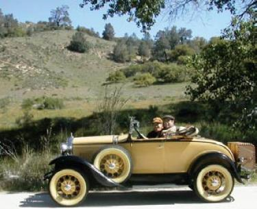 Classic Cars To Tour Old Ridge Route Saturday