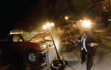 Happenin' Halloween on the Mountain: The Compound