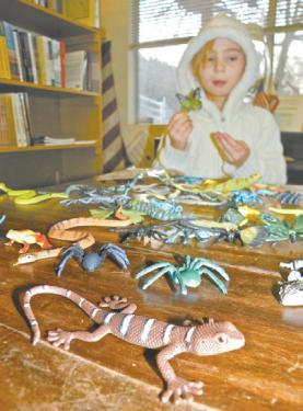 Creepy Crawlies A Big Hit At Ridge Route Museum