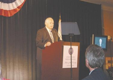 State of the County Speech Focuses on Energy Jobs