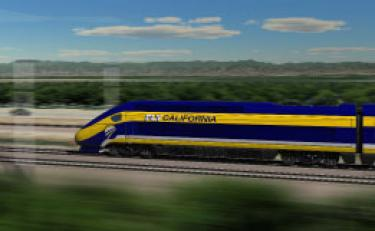 Might Bullet Train Shoot Across the Grapevine?