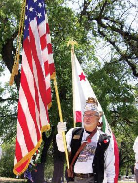 Memorial Ceremonies Salute Fallen Warriors