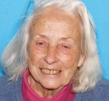 Doris Goldberg, 85 was found in apparently good health in a motel in Frazier Park after a tipster told local deputies where to find the pair.