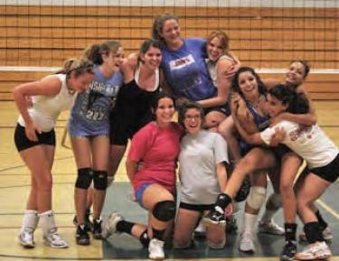 'We don't do windows' Sassy Falcons Tell Foes—FUNdraiser Grudge Match On Tuesday, Sept. 27