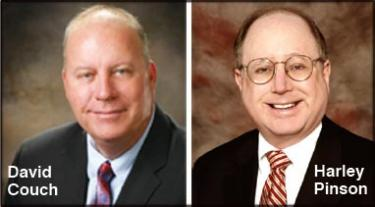 Meet two of the three candidates who have declared they will run to fill District 4 Kern County Supervisor Ray Watson's seat on the board. Watson has said he will not be running again.