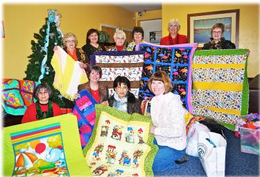 'Tis the Season to Be...Quilting