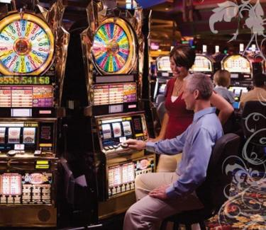 Is this scene from Four Winds Casino in Michigan what we will be seeing at the base of the Grapevine from the Tejon Indian Tribe?