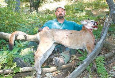 Illegal cougar killings on tejon ranch confirmed the for California fish and game jobs