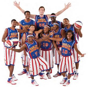 We Have Winners! Local Kids Win Tickets to See Harlem Globetrotters