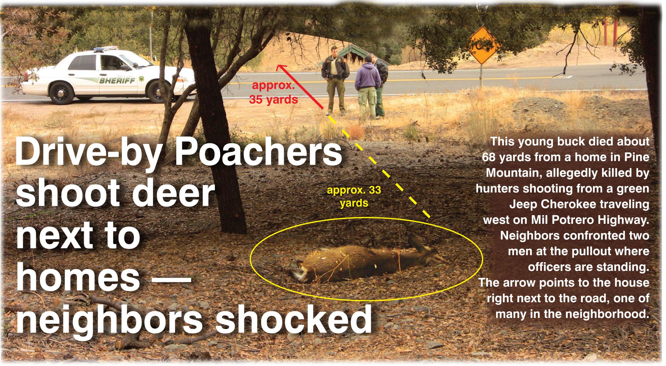 DiagramDeerPoachers diagramdeerpoachers the mountain enterprise