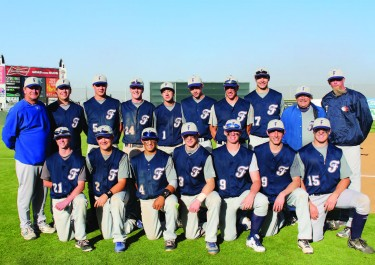 The team that won the High Desert League championship with a flawless 9-0—unbeaten—league record.