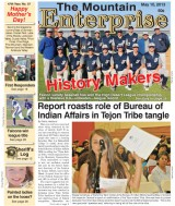 The Mountain Enterprise May 10, 2013 Edition