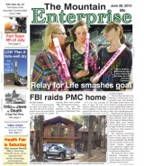 The Mountain Enterprise June 28, 2013 Edition