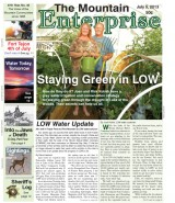 The Mountain Enterprise July 5, 2013 Edition