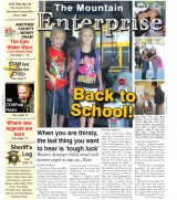 The Mountain Enterprise August 23, 2013 Edition
