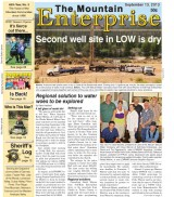 The Mountain Enterprise September 13, 2013 Edition