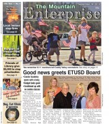 The Mountain Enterprise September 18, 2015 Edition