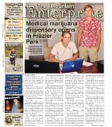 The Mountain Enterprise October 16, 2015 Edition