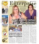 The Mountain Enterprise October 30, 2015 Edition
