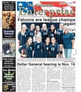 The Mountain Enterprise November 13, 2015 Edition