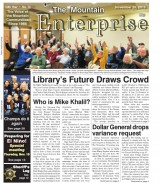 The Mountain Enterprise November 20, 2015 Edition