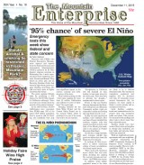 The Mountain Enterprise December 11, 2015 Edition