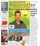 The Mountain Enterprise December 18, 2015 Edition