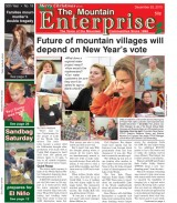 The Mountain Enterprise December 25, 2015 Edition