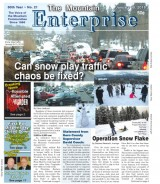 The Mountain Enterprise January 15, 2016 Edition