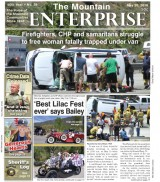 The Mountain Enterprise May 20, 2016 Edition