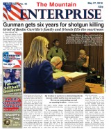 The Mountain Enterprise May 27, 2016 Edition