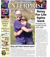 The Mountain Enterprise July 1, 2016 Edition