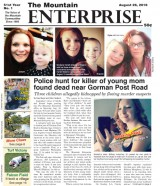 The Mountain Enterprise August 26, 2016 Edition