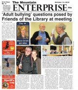 The Mountain Enterprise October 14, 2016 Edition