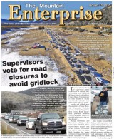 The Mountain Enterprise January 13, 2017 Edition