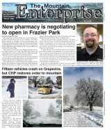 The Mountain Enterprise January 27, 2017 Edition