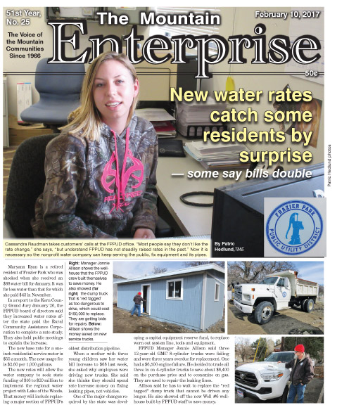The Mountain Enterprise February 10, 2017 Edition