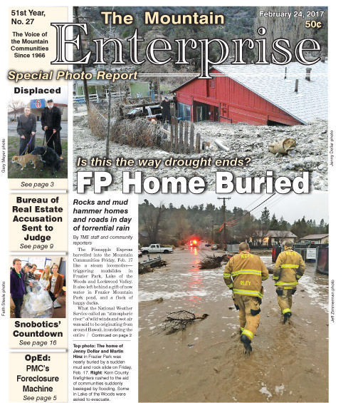 The Mountain Enterprise February 24, 2017 Edition