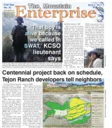 The Mountain Enterprise April 7, 2017 Edition