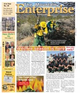 The Mountain Enterprise May 12, 2017 Edition