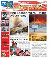 The Mountain Enterprise June 2, 2017 Edition