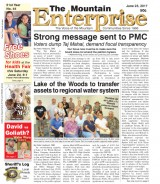 The Mountain Enterprise June 23, 2017 Edition