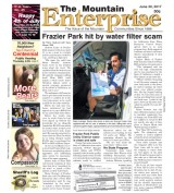 The Mountain Enterprise June 30, 2017 Edition