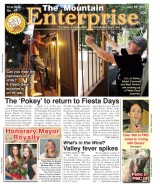 The Mountain Enterprise July 28, 2017 Edition