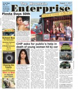 The Mountain Enterprise August 11, 2017 Edition