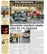 The Mountain Enterprise October 18, 2013 Edition