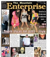 The Mountain Enterprise November 3, 2017 Edition
