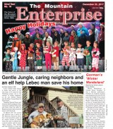 The Mountain Enterprise December 22, 2017 Edition