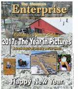 The Mountain Enterprise January 5, 2018 Edition